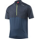 Löffler Rainbow Bike Jersey Shortsleeve Men blue/teal